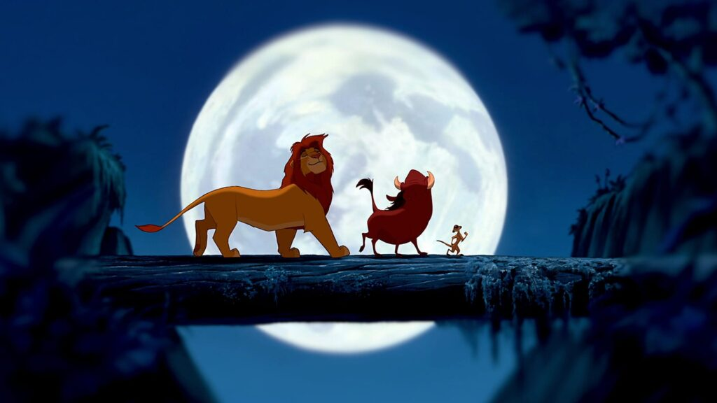 The Lion King egybest