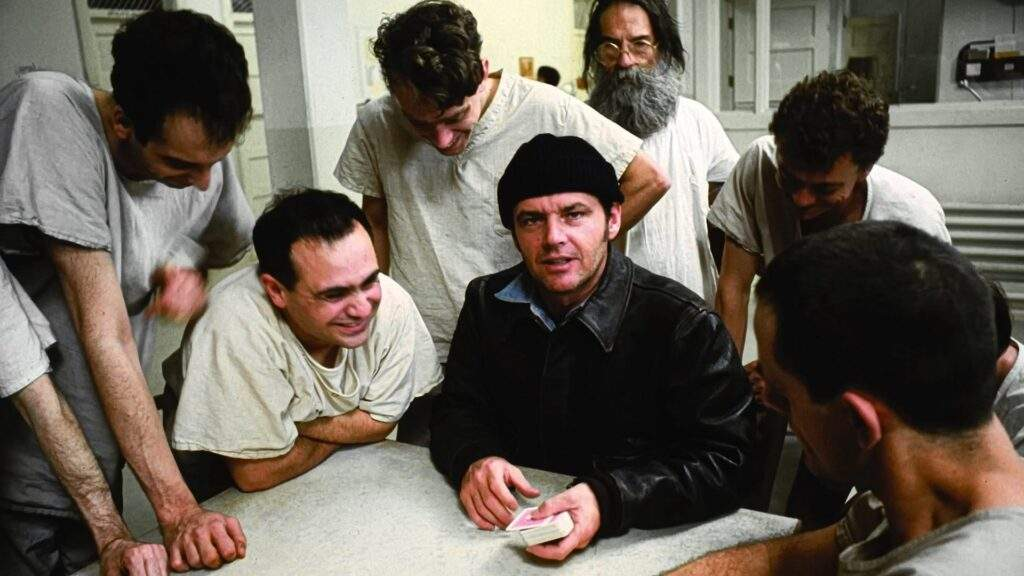 One Flew Over the Cuckoo's Nest ايجي بست