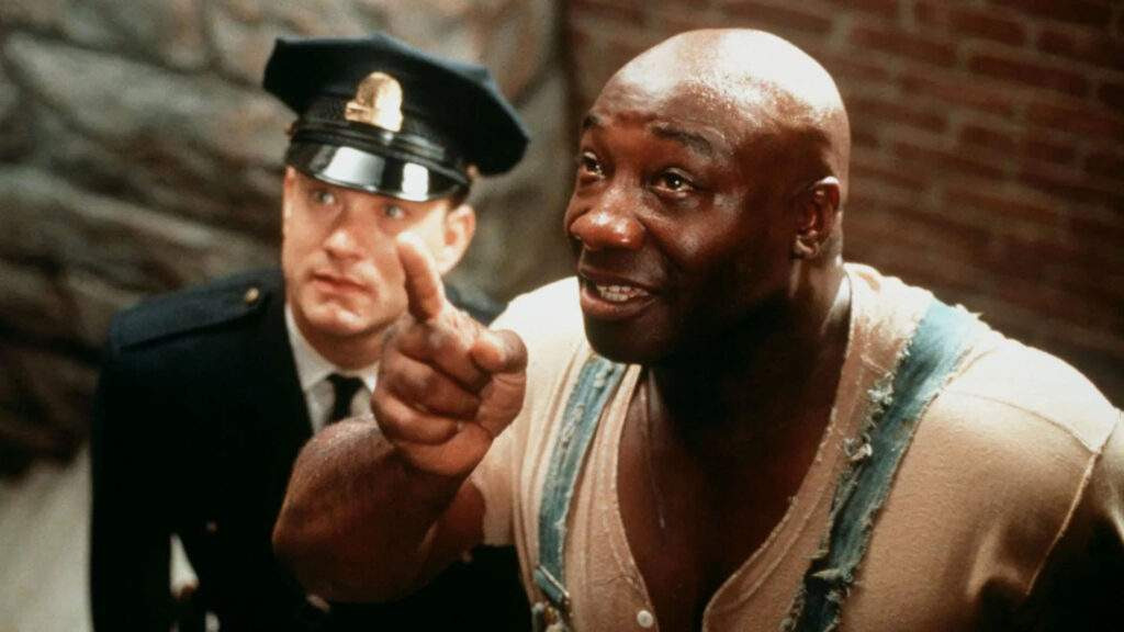 The Green Mile egy best